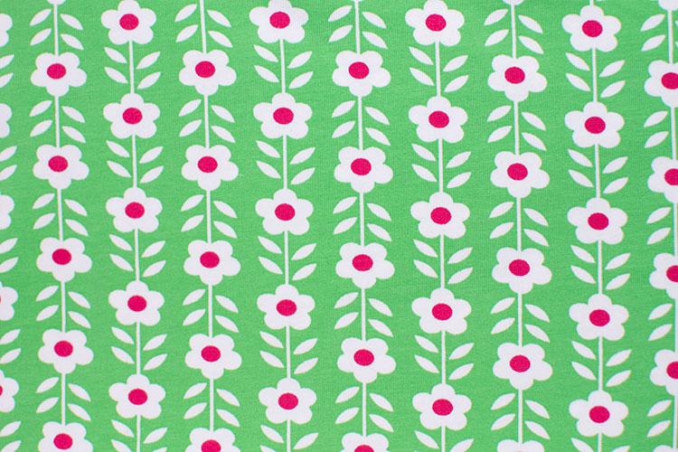 Grön blommor